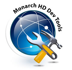 Monarch HD Dev Tools