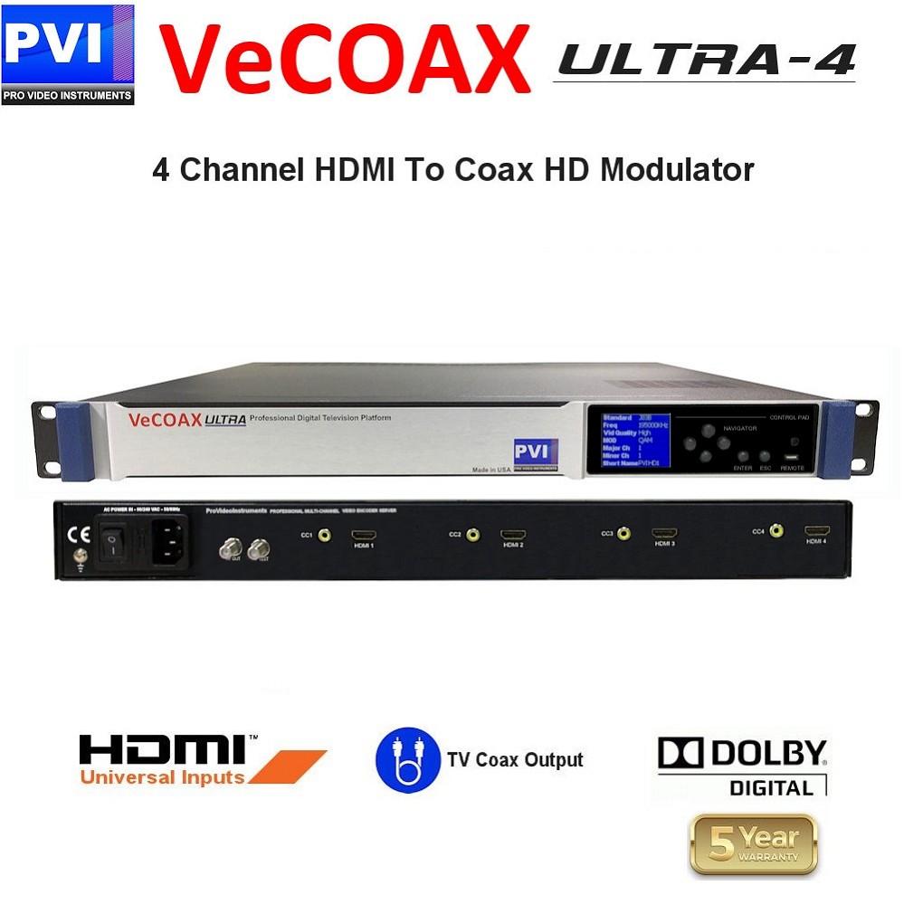 vecoax ultra 4