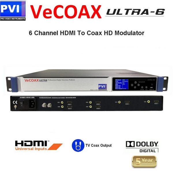 vecoax ultra 6