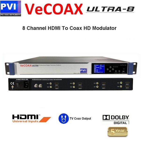vecoax ultra 8