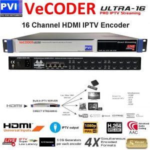 vecoder ultra 16